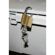 Charnstrom Security Padlock; Large