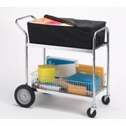 Charnstrom Medium Cover All File Cart