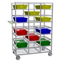 Charnstrom Welded 8 Level Tray Cart