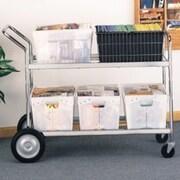 Charnstrom Jumbo Distribution Bulk File Cart