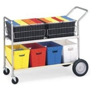 Charnstrom Extra Long Transport File Cart