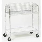 Charnstrom Medium Basket Utility Cart