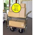 Charnstrom Medium Heavy Duty Industrial Package Cart