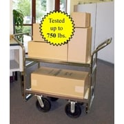 Charnstrom Medium Heavy Duty Industrial Utility Cart