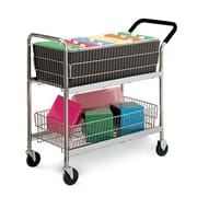 Charnstrom Medium Wire Basket Cart