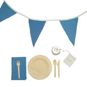 Acme Party 85 Piece Party Set; Blue