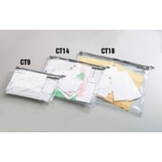 Charnstrom Clear View Pouches; 18'' H x 22'' D