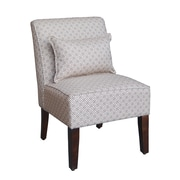 HomePop Slipper Accent Chair III