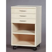 SMIProducts Vanguard 3 Drawer Vertical File