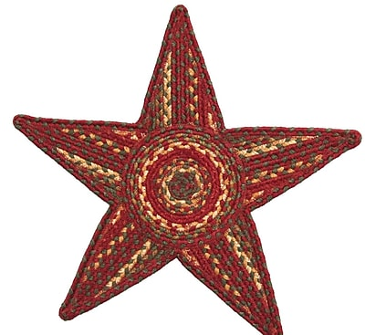 Homespice Decor Star Trivet; Cider Barn WYF078277442301