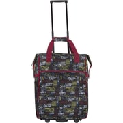 CalPak The Big Eazy Rolling Shopping Tote