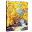 Art Wall ''French Creek'' by Dan McDonnell Painting Print on Canvas; 14'' H x 18'' W