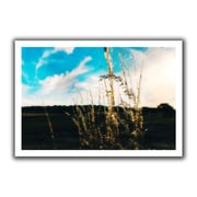 ArtWall 'Field' by John Black Canvas Poster; 28'' H x 40'' W