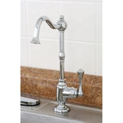 Kingston Brass Vintage Single Handle Water Filtration Faucet; Polished Chrome