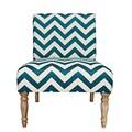 angelo:HOME Bradstreet Side Chair; Blue