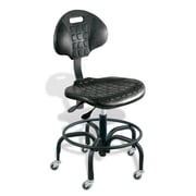 BioFit UniqueU Office Chair with Foot ring; Avant Black