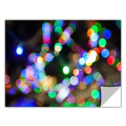 ArtWall Bokeh 2' by Cody York Photographic Print Removable Wall Decal; 12'' H x 18'' W x 0.1'' D