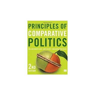 Principles of Comparative Politics, Used Book (9781608716791)