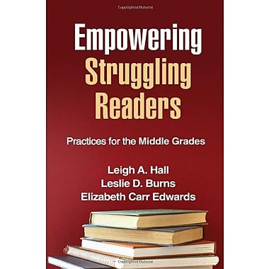 Empowering Struggling Readers: Practices for the Middle Grades, New (9781609180232)