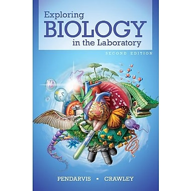 Exploring Biology in the Laboratory second edition, New Book (9781617311543)