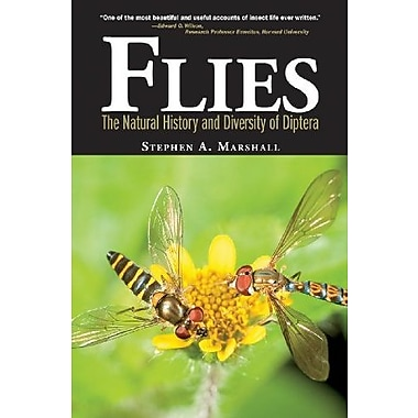 Flies: The Natural History and Diversity of Diptera, New Book (9781770851009)