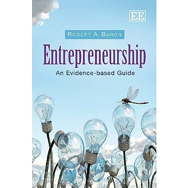 Entrepreneurship: An Evidence-Based Guide, New Book (9781781000397)