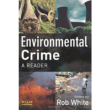 Environmental Crime: A Reader, New Book (9781843925125)
