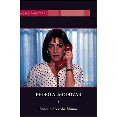 Pedro Almodovar (Bfi World Directors), New Book (9781844571505)
