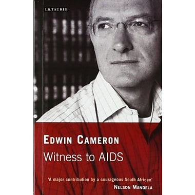 Witness To AIDS (Autobiography), New Book (9781845111199)