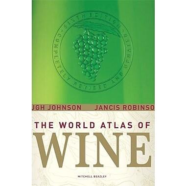 World Atlas of Wine, New Book (9781845333010)