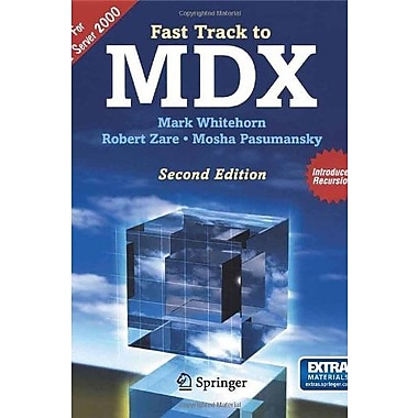 Fast Track to MDX, New Book (9781846281747)