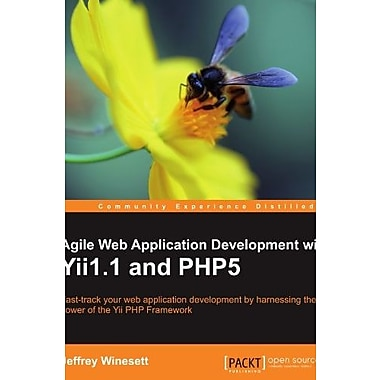 Agile Web Application Development with Yii 1.1 and PHP5, Used Book (9781847199584)