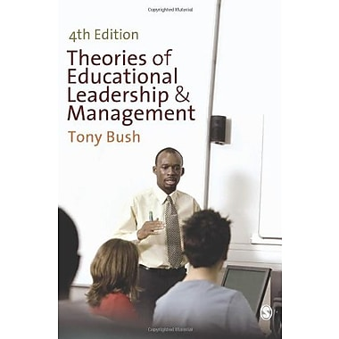 Theories of Educational Leadership and Management, New Book (9781848601901)