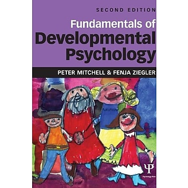 Fundamentals of Developmental Psychology, New Book (9781848720510)