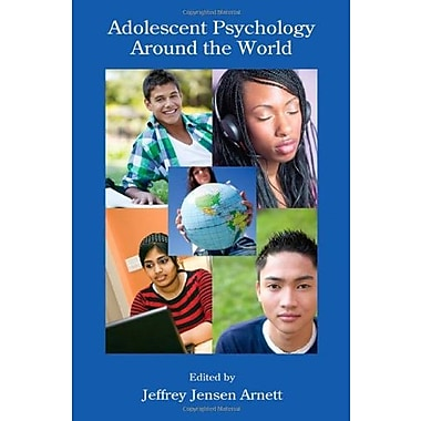 Adolescent Psychology Around the World, New Book (9781848728899)