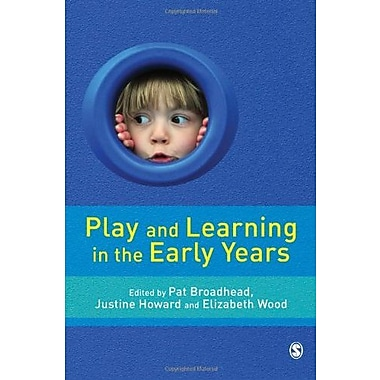 Play and Learning in the Early Years: From Research to Practice, New Book (9781849200059)