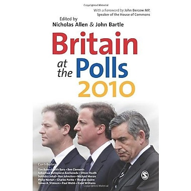 Britain at the Polls 2010, New Book (9781849208468)
