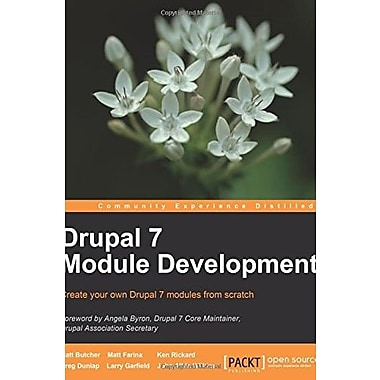 Drupal 7 Module Development, Used Book (9781849511162)