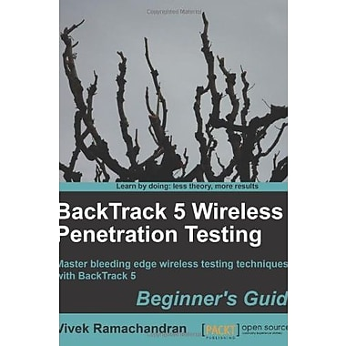 BackTrack 5 Wireless Penetration Testing Beginner's Guide, New Book (9781849515580)