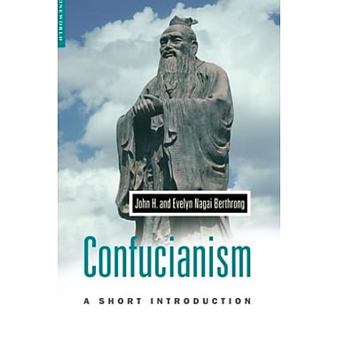 Confucianism: A Short Introduction, New Book (9781851682362)