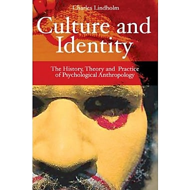 Culture and Identity: The History, Theory, and Practice of Psychological Anthropology, Used Book (9781851685288)
