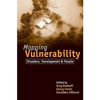 Mapping Vulnerability: Disasters, Development and People, New Book (9781853839641)
