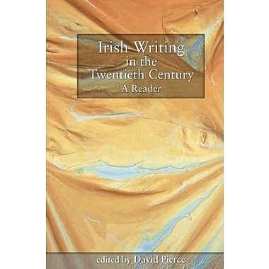 Irish Writing in the Twentieth Century: A Reader, Used Book (9781859182086)