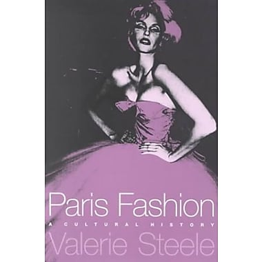 Paris Fashion: A Cultural History, New Book (9781859739730)