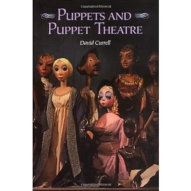Puppets and Puppet Theatre, New Book (9781861261359)