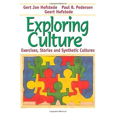 Exploring Culture: Exercises, Stories and Synthetic Cultures, New Book (9781877864902)