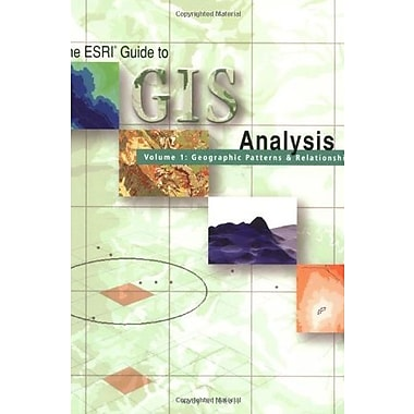 The ESRI Guide to GIS Analysis Volume 1: Geographic Patterns & Relationships, Used Book (9781879102064)