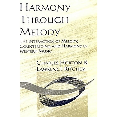 Harmony Through Melody, Used Book (9781880157534)