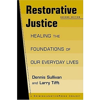 Restorative Justice: Healing the Foundations of Our Everyday Life, 2nd Edition, New Book (9781881798637)