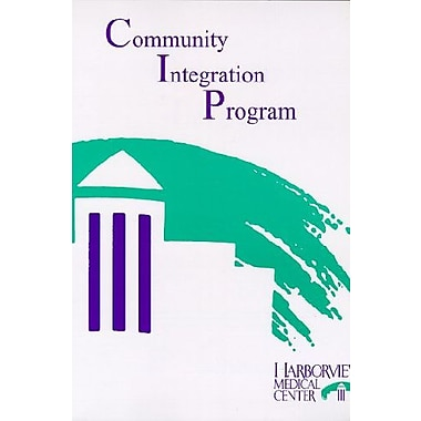 Community Integration Program, New Book (9781882883097)